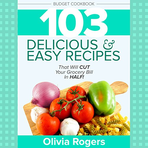 Budget Cookbook, 3rd Edition audiobook cover art