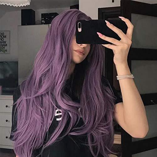 comprar pelucas mujer lila