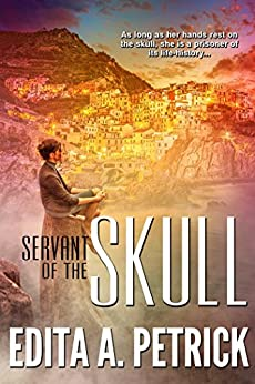 Book cover image for Servant of the Skull