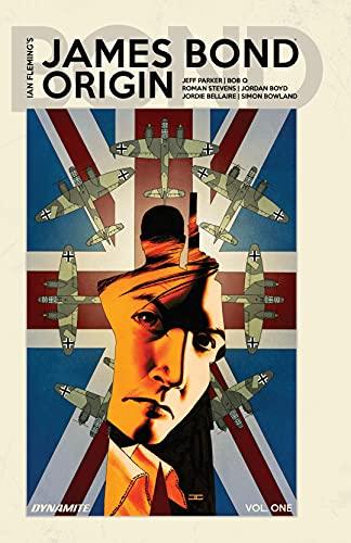 James Bond: Origin Vol. 1 (James Bond: Origin (2018-)) (English Edition)