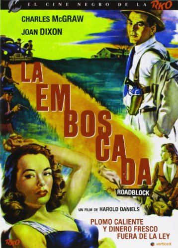 Cine Negro RKO: La Emboscada - Edición Especial Con Funda (+ Libreto Exclusivo De 24 Páginas) [DVD]