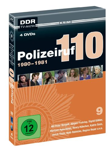 Box 9: 1980-1981 (DDR TV-Archiv) (4 DVDs)