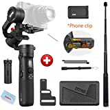 Zhiyun Crane M2 3-Axis Gimbal Compatible for Action Camera, Mirrorless Compact Cameras,Smartphones,Payload 130g