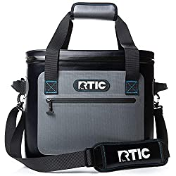 RTIC soft sided paddle board cooler