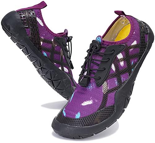 Zapatos de Agua Hombre Mujer Zapatillas...