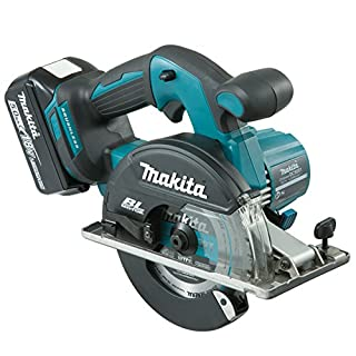 Makita DCS551RTJ Cordless Circular Saw 18 V Pack of 1, DCS551RTJ 0W, 18V (B01G5BLF1K) | Amazon price tracker / tracking, Amazon price history charts, Amazon price watches, Amazon price drop alerts