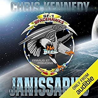 Janissaries: The Theogony, Book 1 audiobook cover art