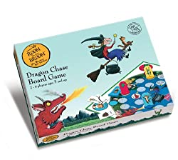 Room On The Broom Dragon Chase Game