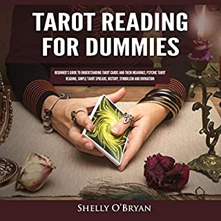 Tarot Reading for Dummies cover art