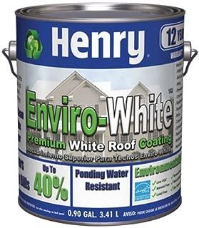 HENRY HE687046 Environwhite Roof Coat