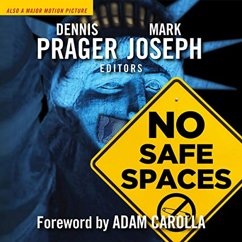 No Safe Spaces audiobook cover art