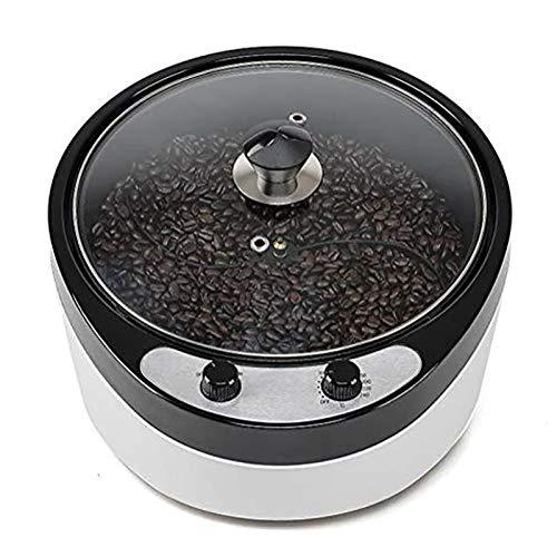 1200W Coffee Bean Röstmaschine Coffee Roaster Maschine Haushalt Backautomaten Mit Temperatureinstellung, Für Kaffee, Rohen Bohnen, Erdnüsse, Getreide, Gewürze Backen,Eu