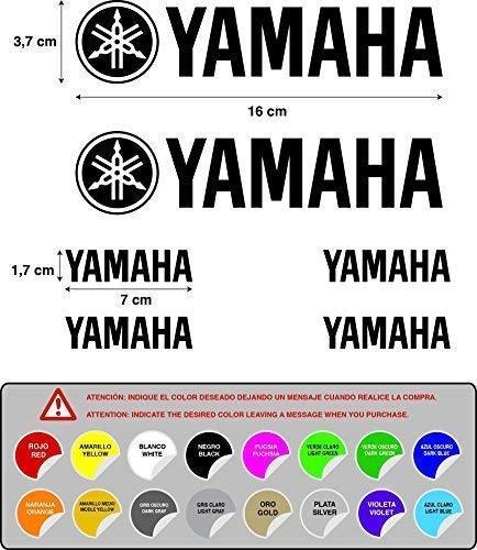 6 Pegatinas Stickers ADESIVO AUFKLEBER Decals AUTOCOLLANTS C