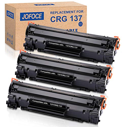 Jofoce Compatible Toner Cartridge Replacement for Canon 137 CRG137, Work with Canon ImageClass MF216N MF227DW MF229DW MF247DW MF236N MF244dw MF249DW LBP151dw D570 MF217W MF232W MF212W MF222 Printer