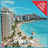 Calendar 2022 Hawaii: Hawaii Official 2022 Monthly Planner, Square Calendar with 19 Exclusive Hawaii Photoshoots from July 2021 to December 2022