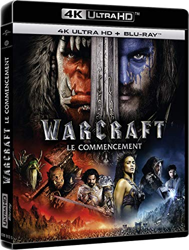 Warcraft : Le Commencement [4K Ultra HD + Blu-Ray]