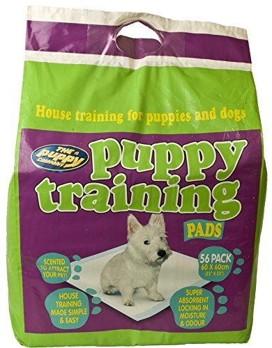 Pet Brands PUPPY TRAINING PADS - 56 PACK