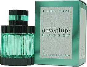 Quasar Adventure By Jesus Del Pozo For Men. Eau De Toilette Spray 2.5 Ounces