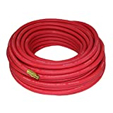 Good Year 12674 Rubber Air Hose Red, 50-Feet x 3/8-Inch...