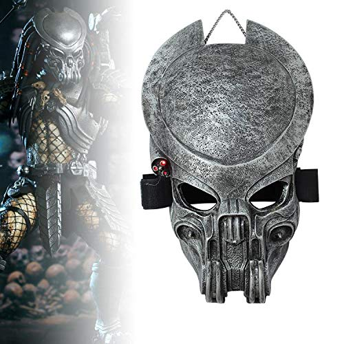 RealFireNSteel - Celtic Predator's Mask