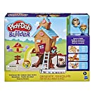 Play-Doh Builder Treehouse Toy Building Kit for Kids 5 Years and Up with 7 Non-Toxic Colors - Easy to Build DIY Craft Set