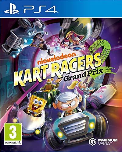 Nickelodeon Kart Racers: Grand Prix (PS4)