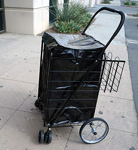 """Water Proof Coating Shopping Cart Liner 
