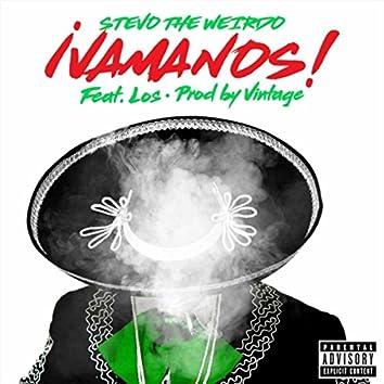 Vamanos (feat. Los)