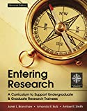 Entering Research: A Curriculum to Support Undergraduate & Graduate Research Trainees