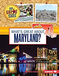 What's Great About Maryland? | Ocean City MD Non-Fiction Books