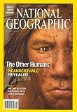 National Geographic Revista de octubre de 2008neanderthals revelado