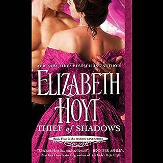 Thief of Shadows audiobook cover art