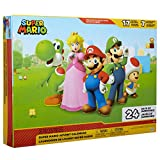World of Nintendo 403012 - Calendario dell'Avvento Super Mario, Disney
