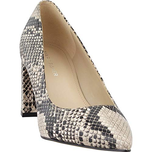 Price comparison product image Marc Fisher Women's Claire2 Snake 10 M US