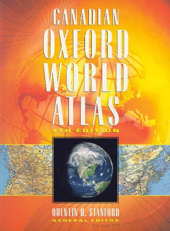 Price comparison product image Canadian Oxford World Atlas