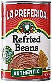 La Preferida Authentic Flavor Refried Beans, 16 oz...