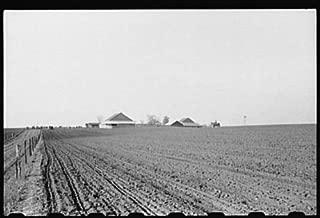 HistoricalFindings Photo: Corn Planting,Jasper County,Iowa,IA,Farm Security Administration,FSA,1940,14