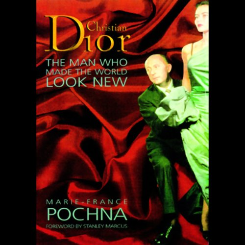 Christian Dior audiobook cover art