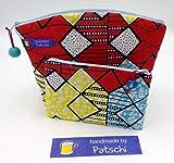 Kulturtaschen-Set Afrika