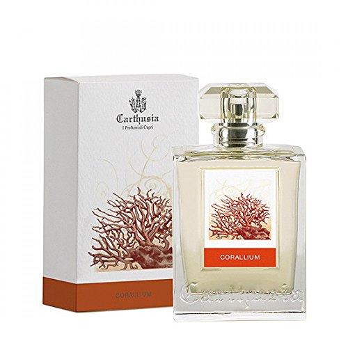 Carthusia 53646 Corallium Woman Eau de Parfum, 100 ml