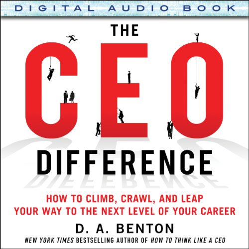 The CEO Difference cover art
