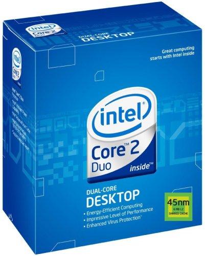 Intel Core 2 Duo Prozessor E8600 (3,33 GHz, Sockel 775, 6 MB L2-Cache, 1333 MHz FSB)