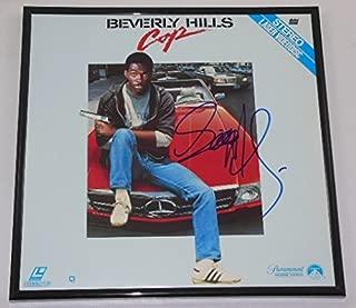 Beverly Hills Cop Eddie Murphy Signed Autographed LaserDisc VideoDisc Movie Framed Loa