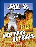 [バンドスコア]SUM 41/ハーフ・アワー・オブ・パワー