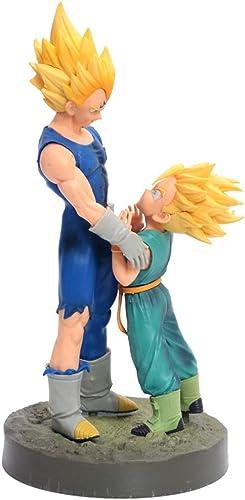 LWBUKK PVC Boîte Jouet modèle Anime Personnage Statue Anniversaire Cadeau décoration Voiture poupée Hauteur 13cm Modèle de Personnage