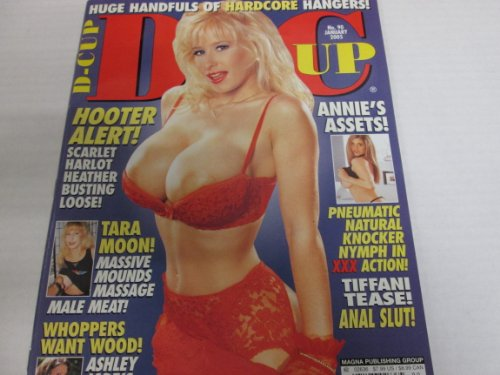 D-cup Men's Magazine 'Tara Moon' 'Ashley Jade' #90...