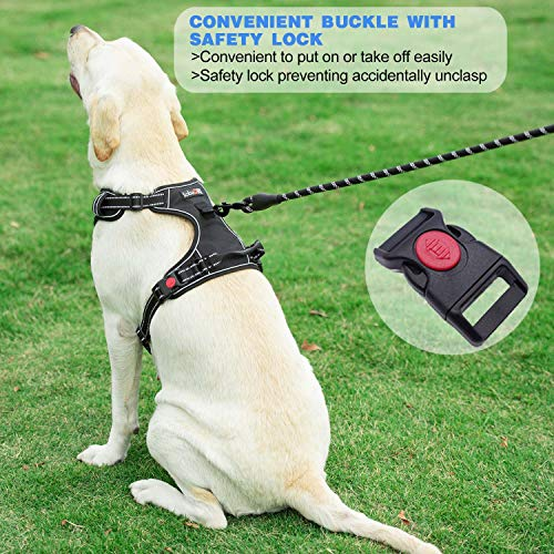 TobeDRI No Pull Dog Harness