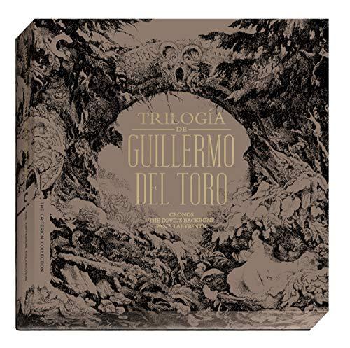 Trilogía de Guillermo del Toro (Cronos / The Devil's Backbone / Pan's Labyrinth) (The Criterion Collection)