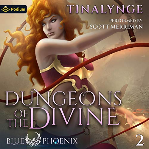Dungeons of the Divine cover art