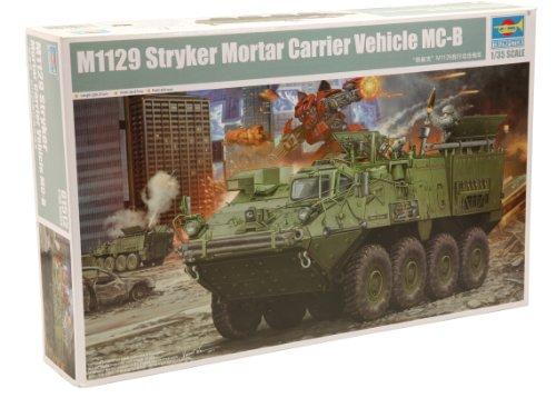 Trumpeter 01512 - Maqueta de vehículo Militar M1129 Stryker